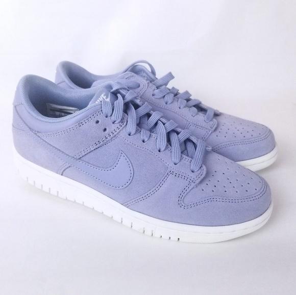 25758482984 Nike Dunk Low Glacier Grey Shoes Mens